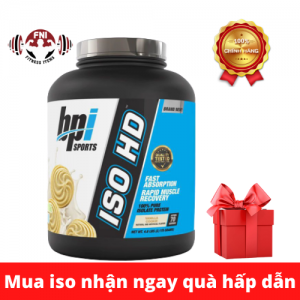 Iso HD bpi Protein