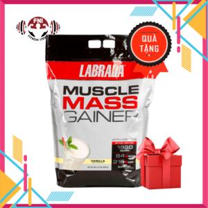 muscle mass gainer sữa tăng cân